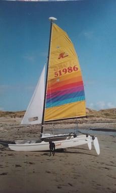 14' Hobie Catamaran