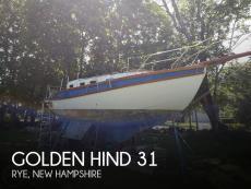 1977 Golden Hind 31