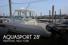 2002 Aquasport 275 Explorer Tournament Master