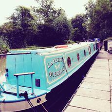 52' Narrowboat with mooring OXFORD