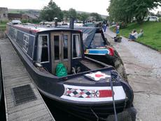 Satisfaction 2 62ft 1996 Colecraft 4 berth trad stern narrowboat