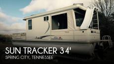 2008 Sun Tracker Party Cruiser 32 Regency Edition