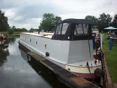57ft Tyler Wilson Semi Traditional Narrowboat