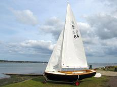 Lymington Pram Sailing Dinghy