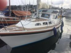 1986 Westerly Konsort Duo