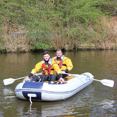 3.6m Inflatable Boat With Alu Floor