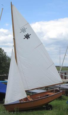 Wensum Sailing Dinghy
