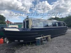 1992 Narrowboat 40ft Cruiser Stern