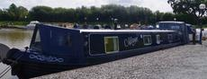 "MIRAGE 50FT x 10FT 6""  WIDE BEAM  BARGE"