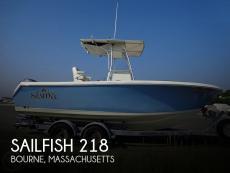 2007 Sailfish 218