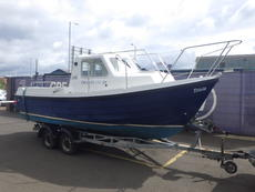 2002 Orkney Day Angler 20 Fishing Boat