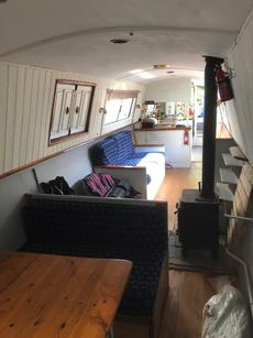 Piper Narrowboat - with mooring Oxford