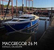 2007 MacGregor 26 M