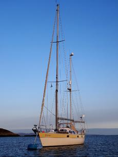Oyster 435 Ketch