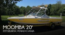 2003 Moomba 20 - Outback LS