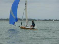 Asymmetric Canoe