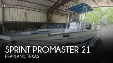 2000 Sprint Promaster 21