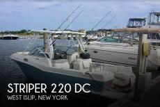 2015 Striper 220 DC