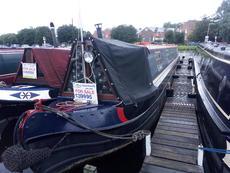 Andante 57ft Trad built 2003 Hixon Boats