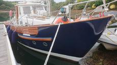 FISHER NORTHEASTER 30, NEW ENGINE, LOVELY