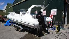 AGA Marine Spirit 640 Rib Inflatable Boa