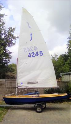Crawshaw wooden solo 4245