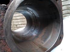 used Std. Lister HR cylinder barrel