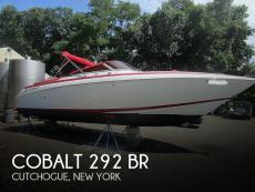 2001 Cobalt 292 BR