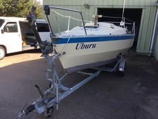 Swift 18 - trailer sailer - REDUCED