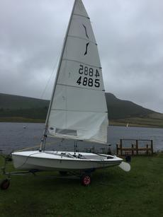 Solo Dinghy 4885