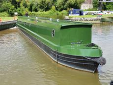 Annabelle 65ft sailaway narrowboat WINTER SALE PRICE