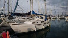 End Of Season Bargain -32 ft motor sailor