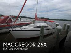 2002 MacGregor 26X