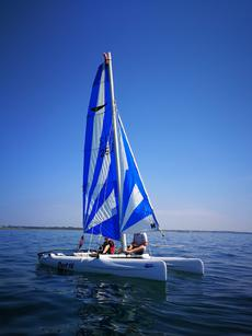 Dart 16, beach Catamaran