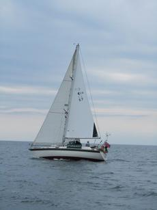 Westerly Corsair Mk1 36ft
