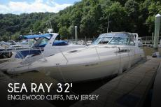 1991 Sea Ray 310 Express Cruiser