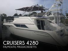 1988 Cruisers Yachts 4280 Flybridge Expres