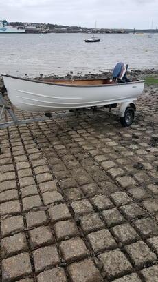 Bonwitco dinghy 10ft.