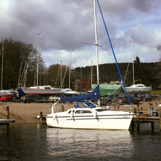 Hunter Legend 23.5 Family Sail Boat