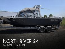 2016 North River 24 Seahawk
