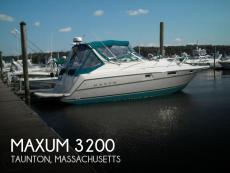 1996 Maxum 3200