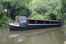 2010 Narrowboat 60' G&J Reeves Trad