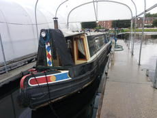 Under Offer Bonnie Thistle 45ft Trad built 1998 G J Reeves £32,995