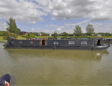 ALLEXTON HALL 59ft 0in trad narrowboat for sale with 4 berths
