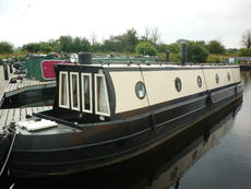 """Morgana"" – 40ft Traditional Narrowboat - price reduced"