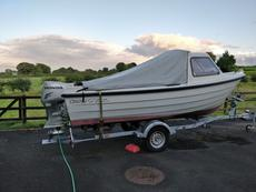 ORKNEY 522 BOAT - Beautiful Condition