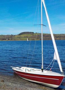 Wanderer MD Sail number 1364