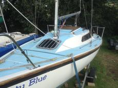 Copland Harrier 20 Trailer Sailer