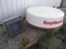 Raytheon radar.