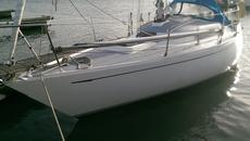 sailing yacht hustler 25.5